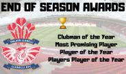 Llanelli RFC End of Season Awards 19/20